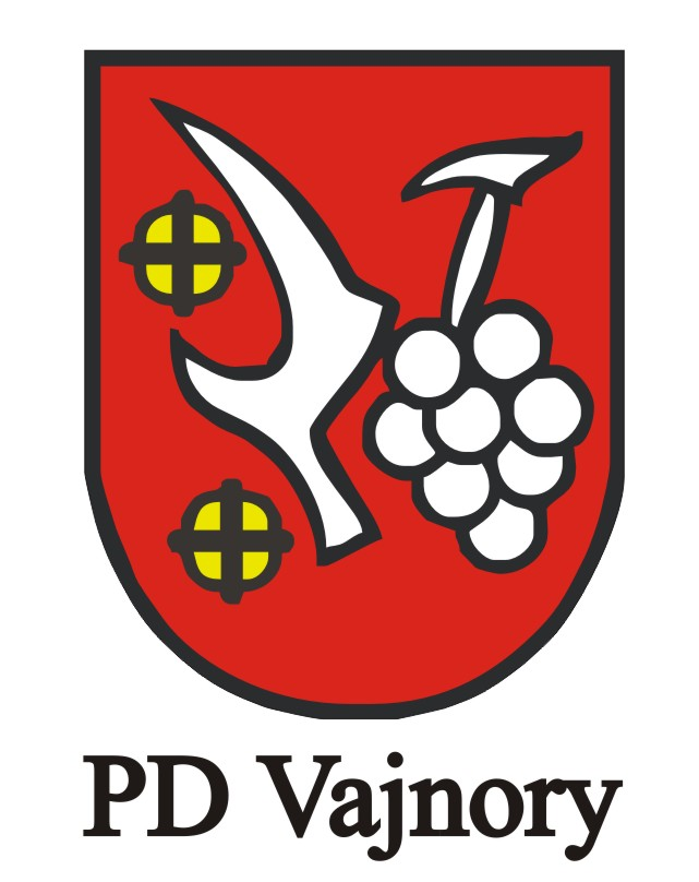 PD Vajnory logo male